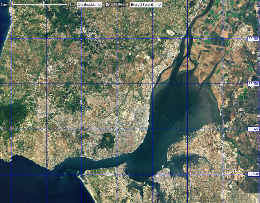mapa satelite lisboa Criar custom maps para os Garmin   Geopt.  Portugal Geocaching  mapa satelite lisboa